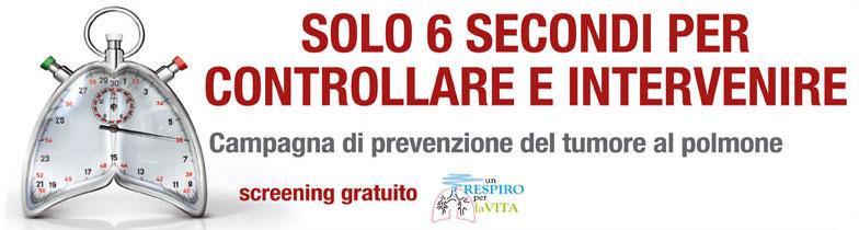 Un respiro per la vita: la nuova campagna di prevenzione del tumore ai polmoni del Policlinico di Roma