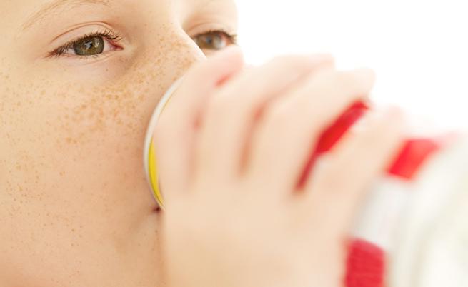 Caffeina e bevande energetiche: a rischio anche i bambini?