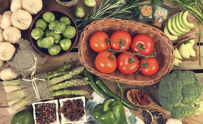 La dieta vegetariana fa bene alla pressione