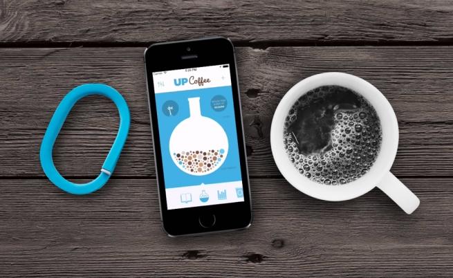 UpCoffee, l'app che si preoccupa per i tuoi caffè di troppo