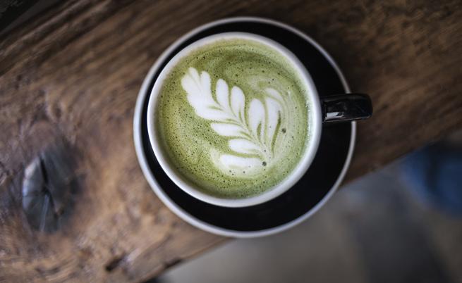 I 5 motivi per scegliere il caffè verde