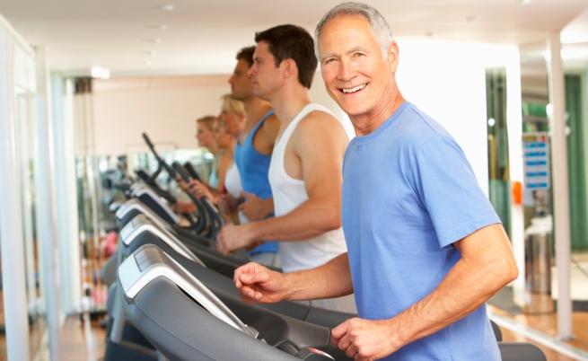 La forza fisica degli uomini nella terza età? Dipende tutto dal testosterone