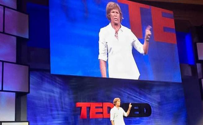 Salute, web e futuro secondo Giuseppe Venturelli, voce di TEDMED