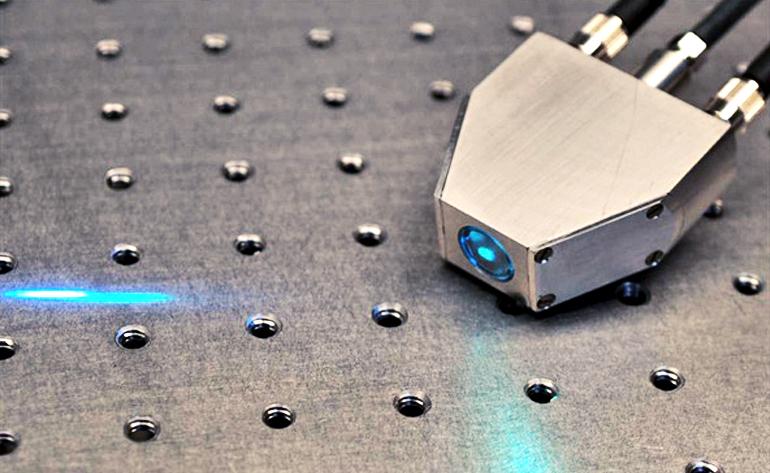 Il laser per controllare la nostra alimentazione