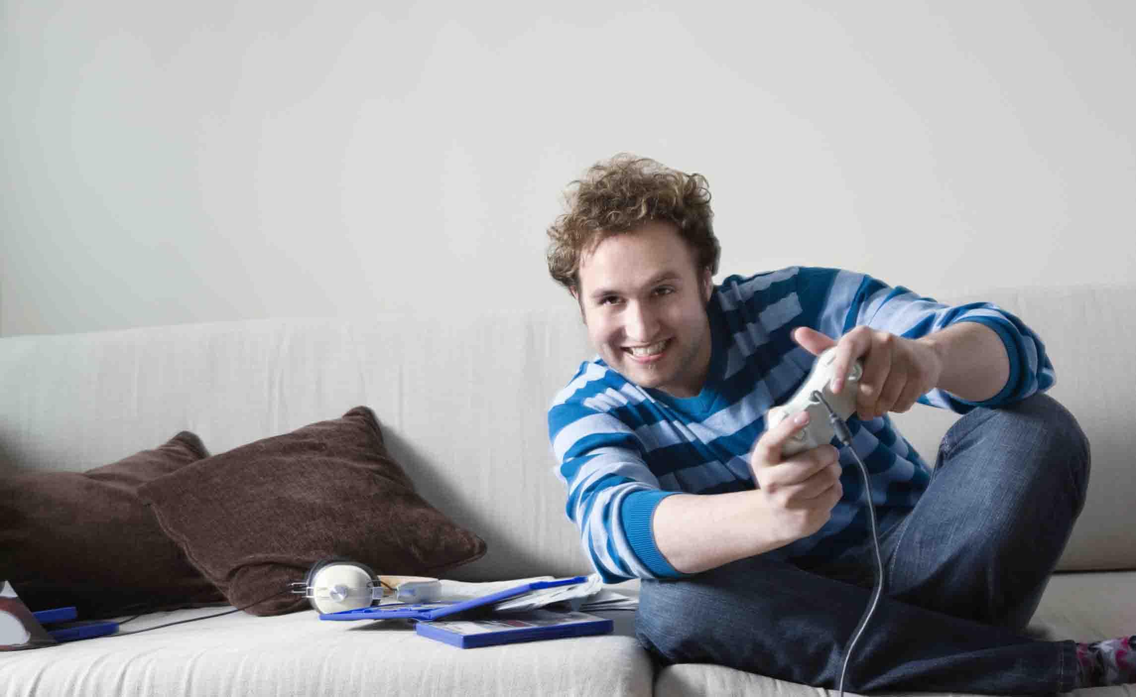 Videogames: uno stimolo positivo per il cervello