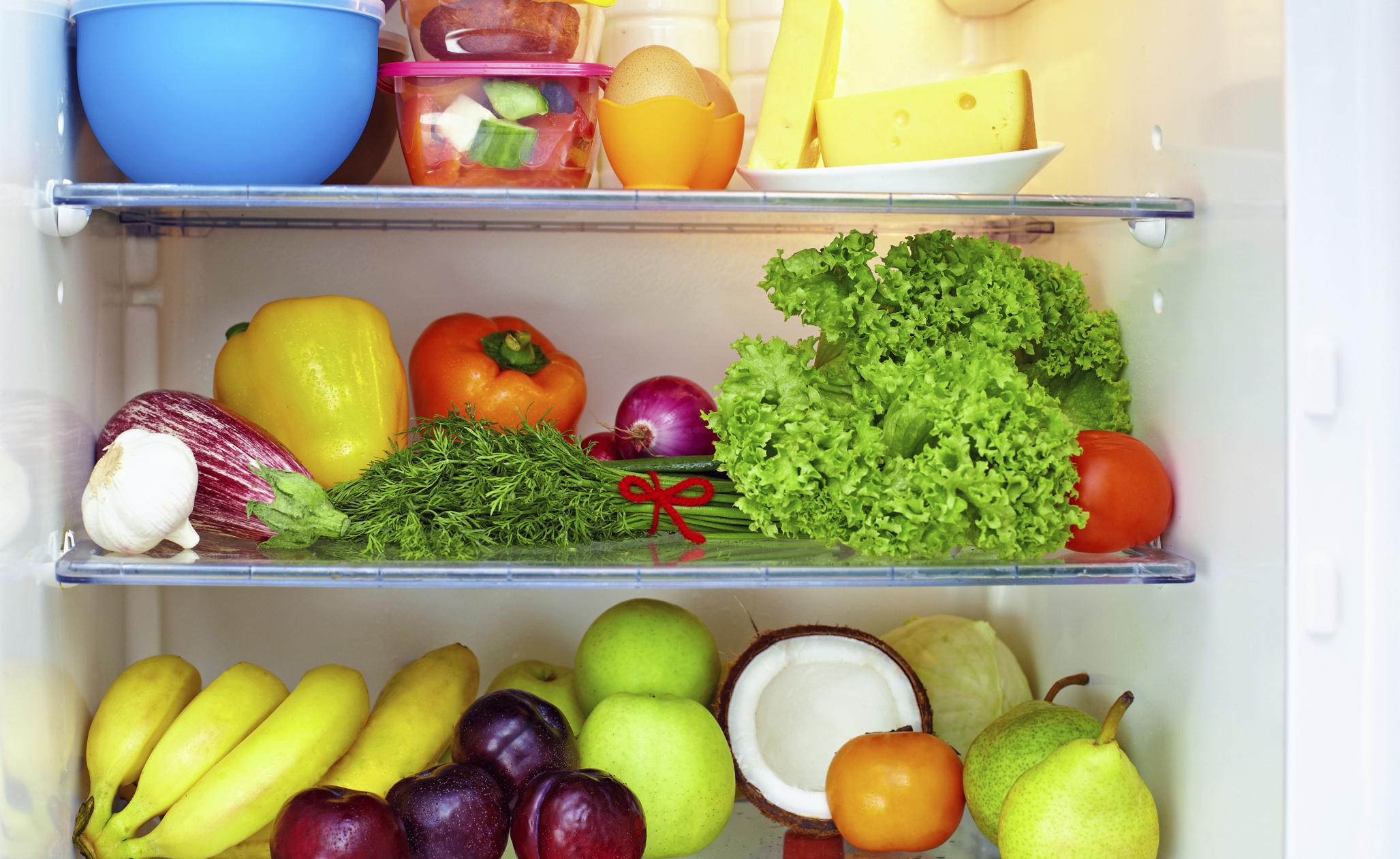 La salute a tavola: la conservazione degli alimenti