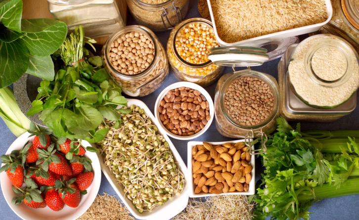 La salute a tavola: dai cereali alle bacche