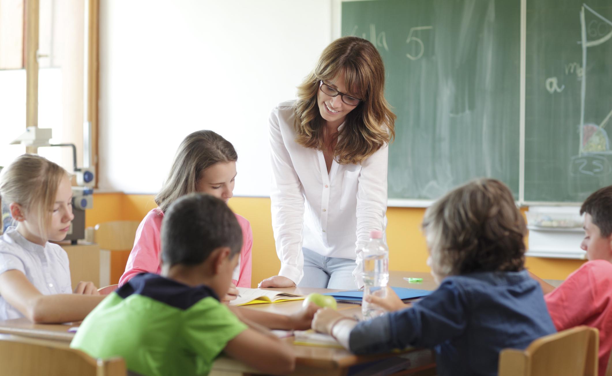 L'insegnante è depresso: quanto ne risente l'apprendimento?