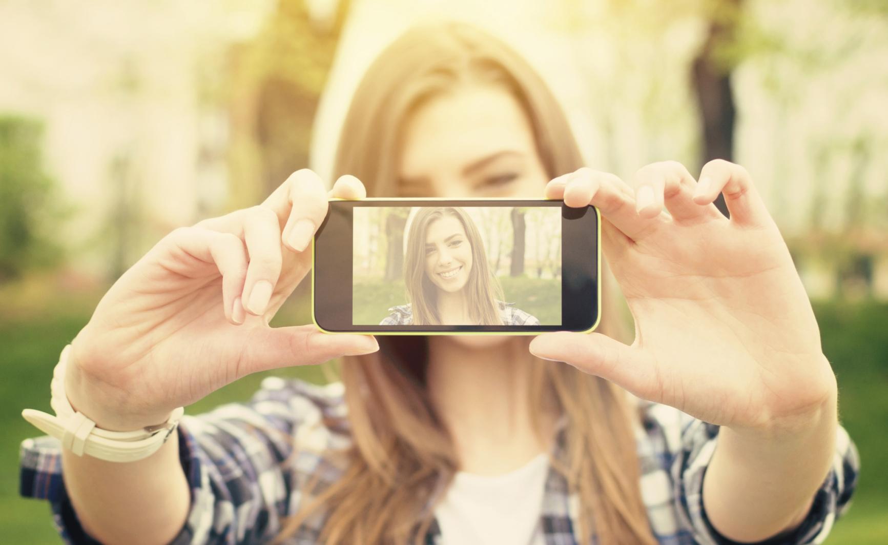 L'evoluzione del selfie: potrà svelarci la nostra salute mentale