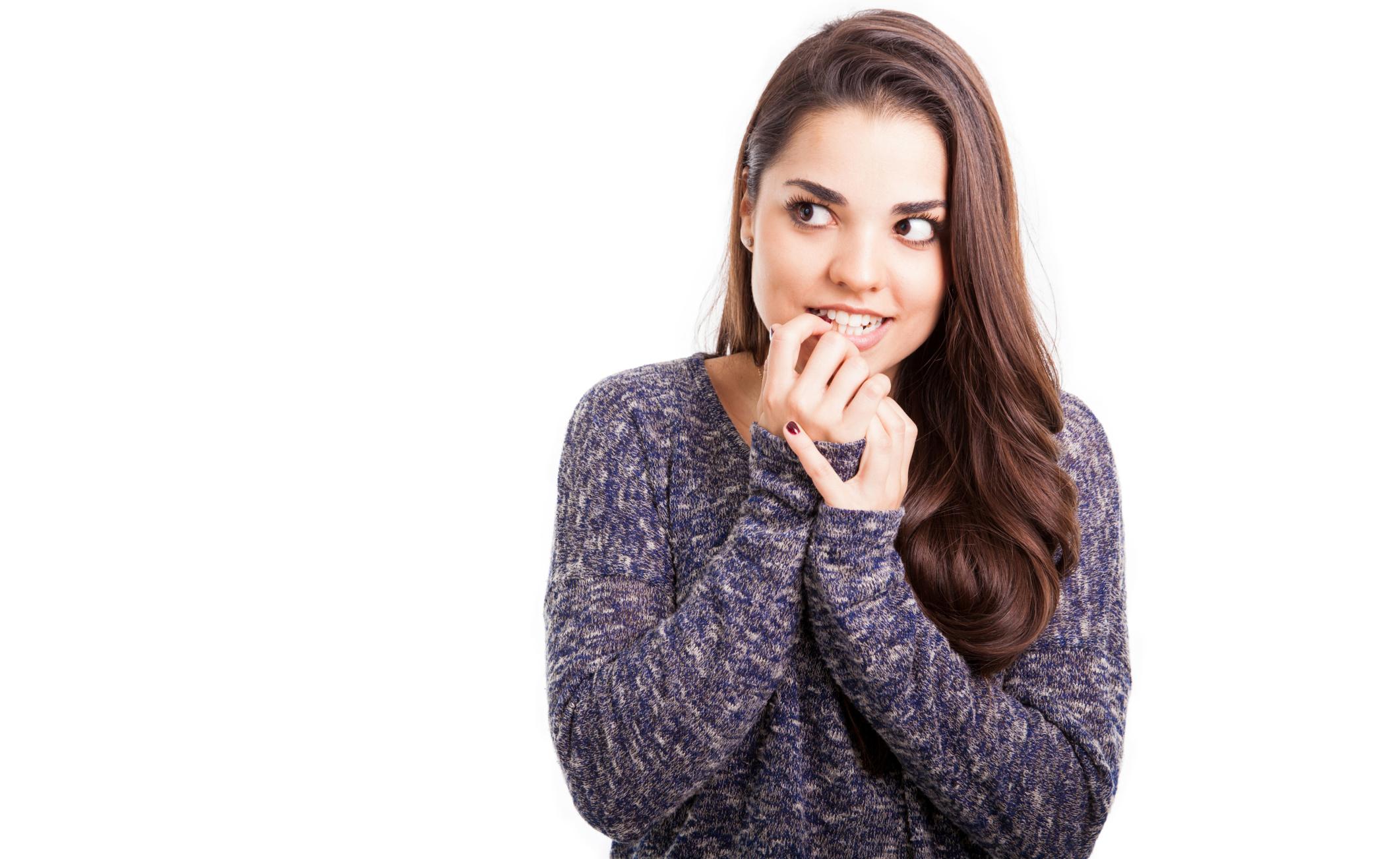 Vi mangiate le unghie? Potreste essere dei perfezionisti