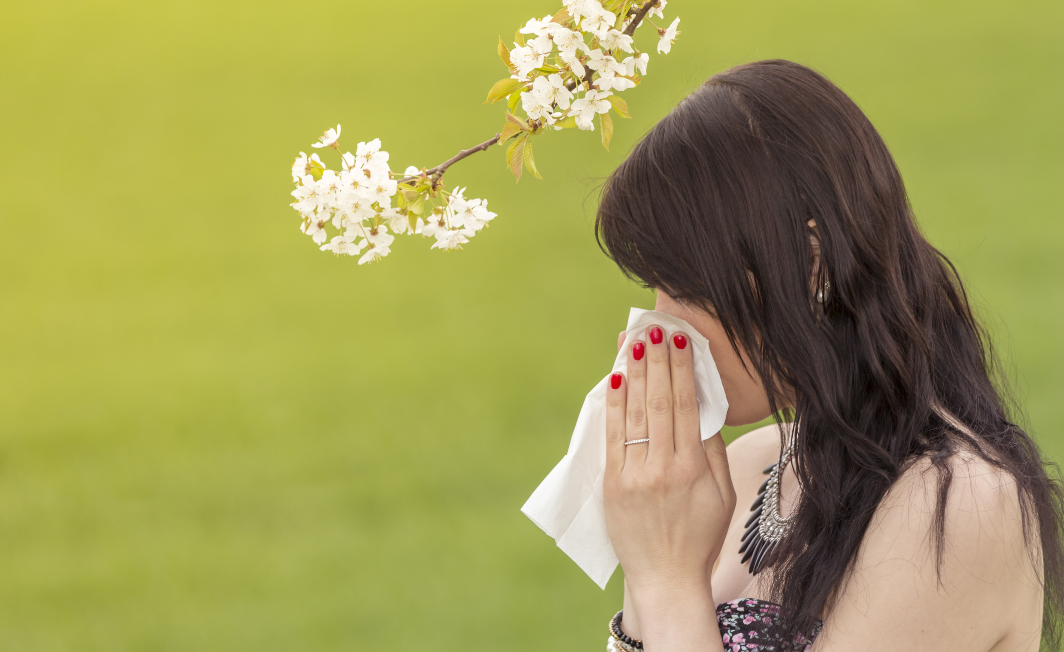 Come prevenire le allergie ai pollini
