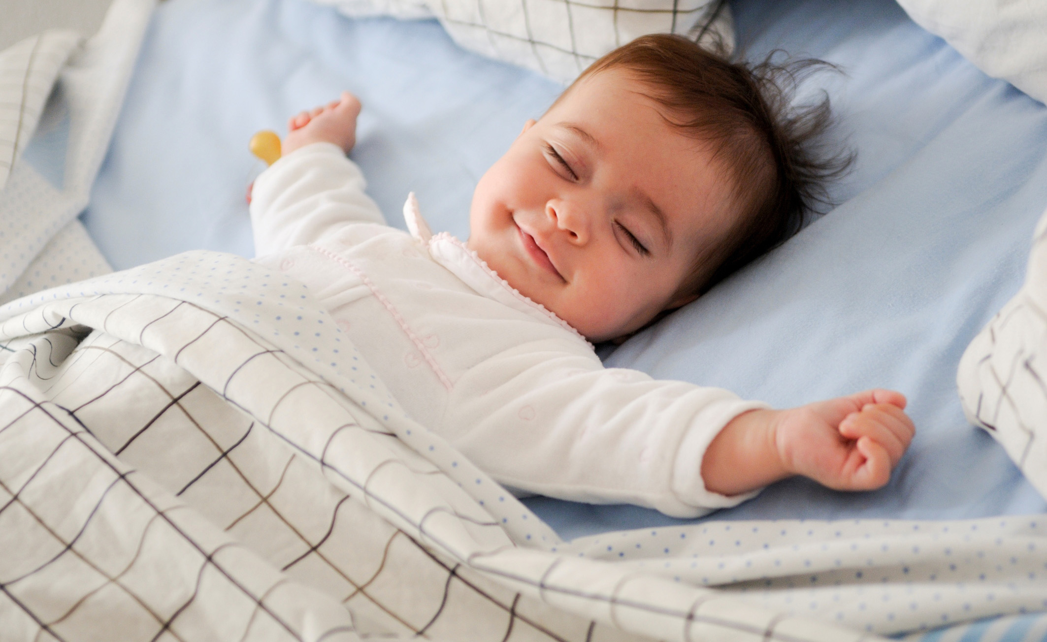 Quanto dormire? Dipende dall'età