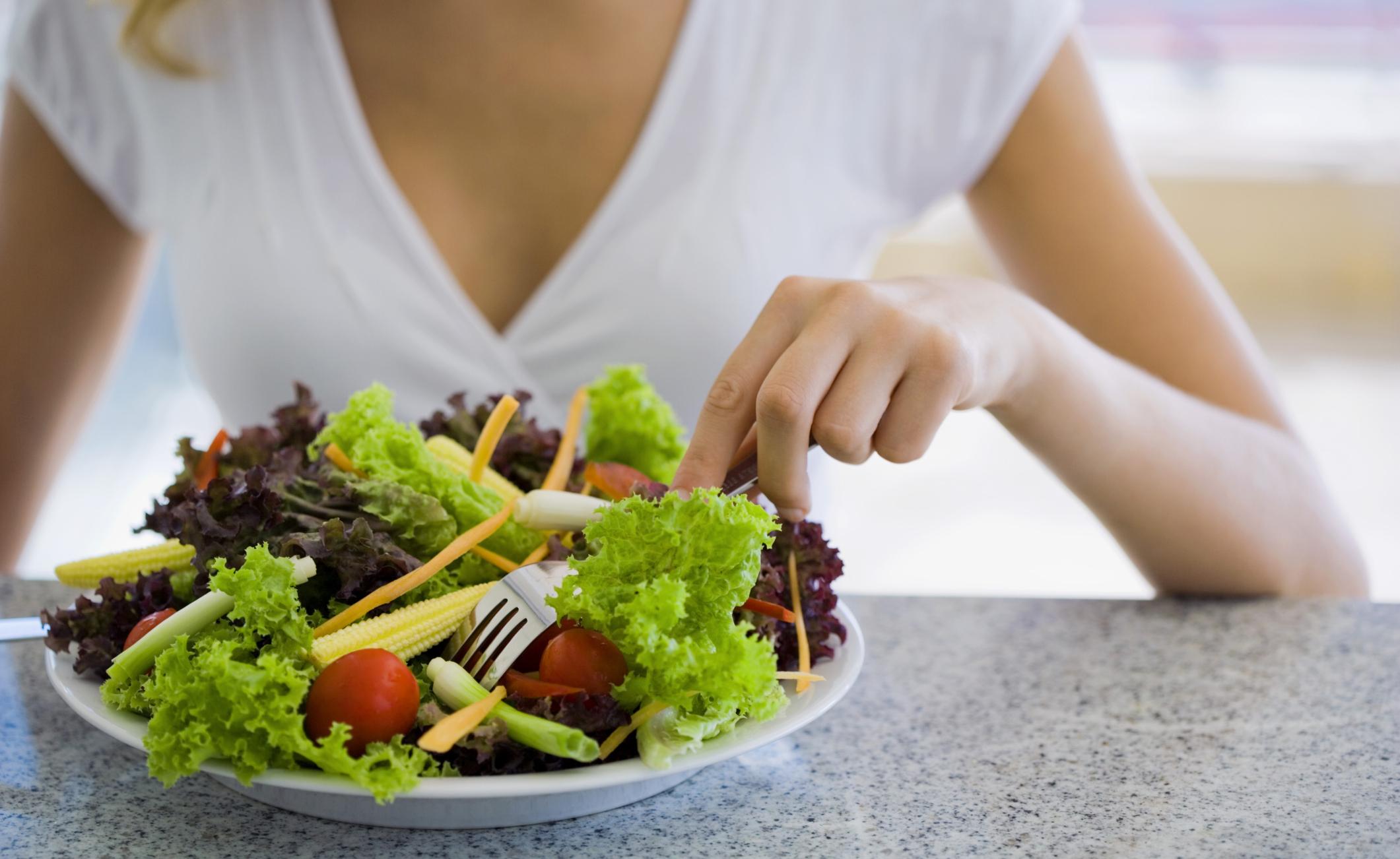 Ortoressia nervosa, se mangiare sano diventa un'ossessione