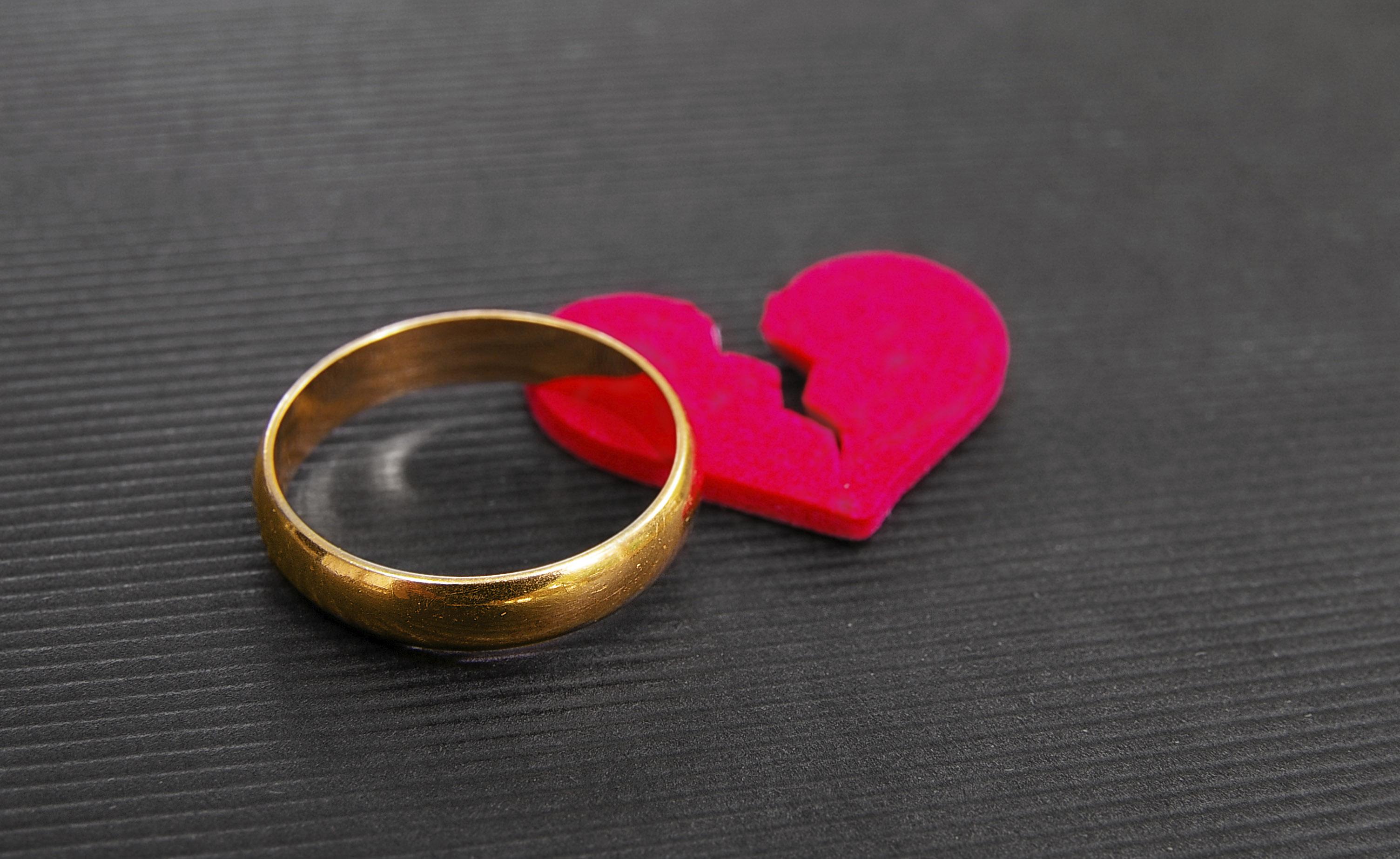 Infarto: il divorzio e i problemi di coppia tra le cause