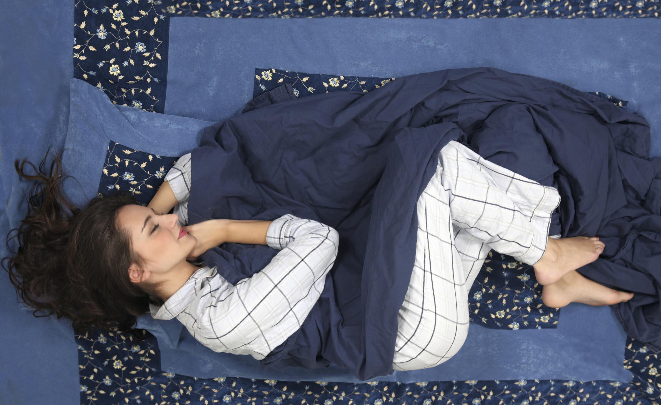 Dormire fa bene al fisico, ma anche alla mente