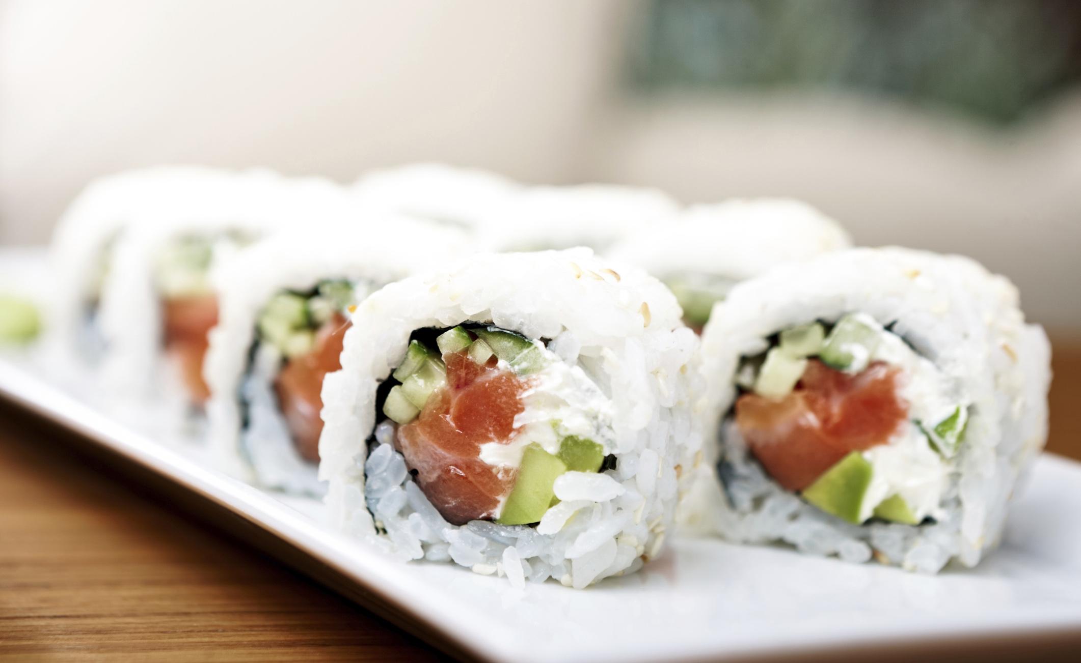 Sushi: i rischi del pesce crudo