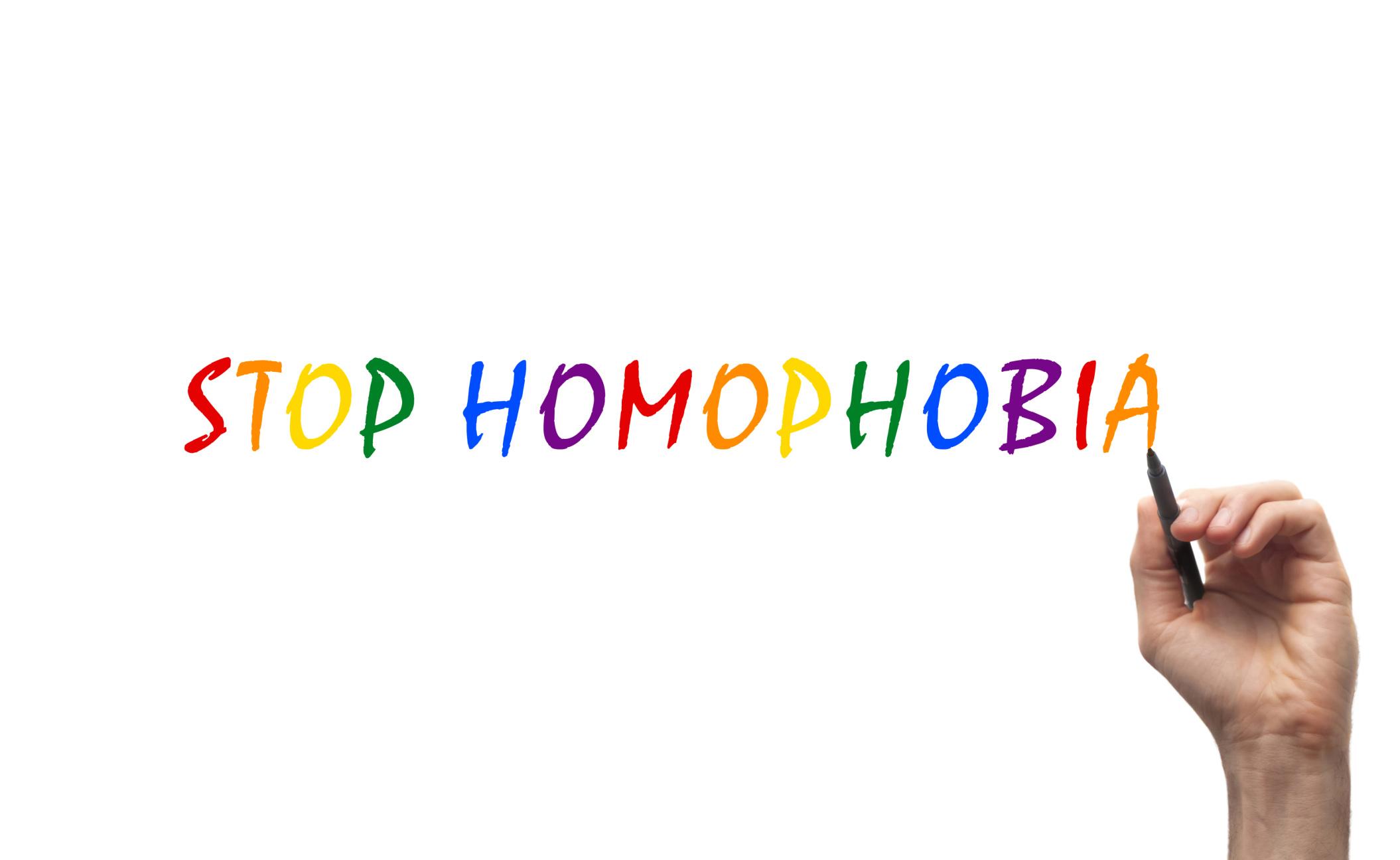 Omofobia: la paura della diversità sessuale
