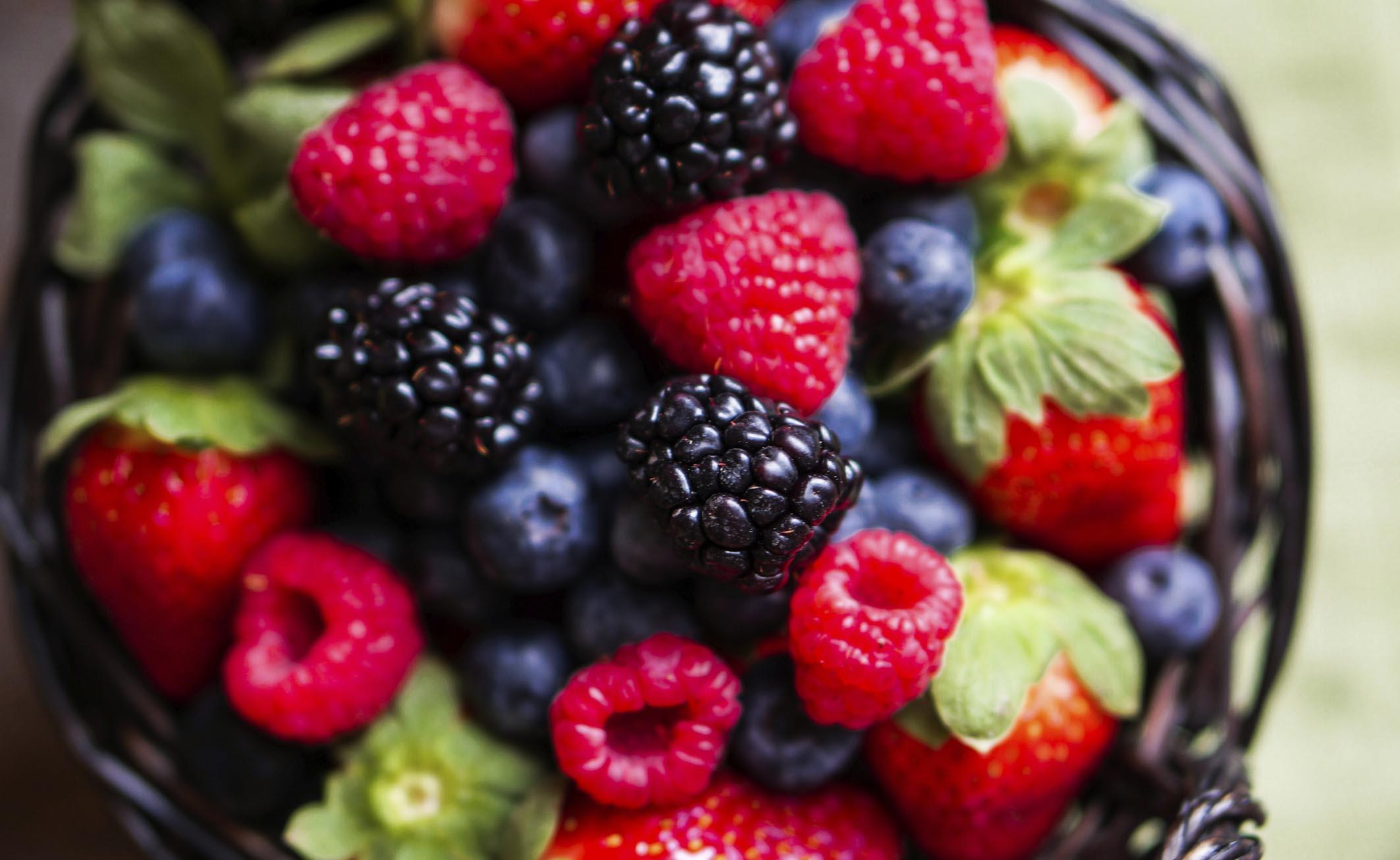 Frutta e verdura: amici del girovita
