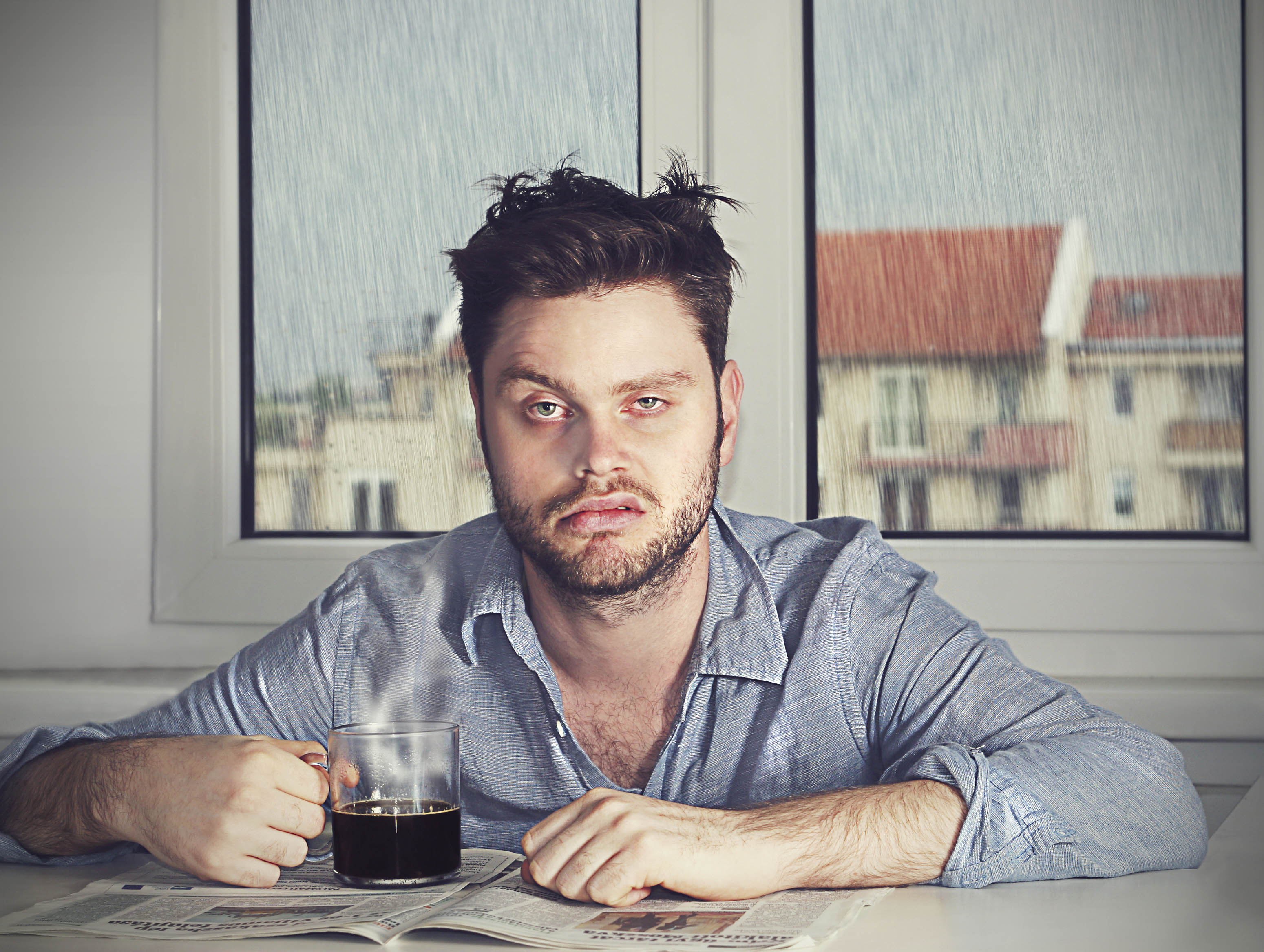 Anche gli uomini soffrono di sindrome premestruale