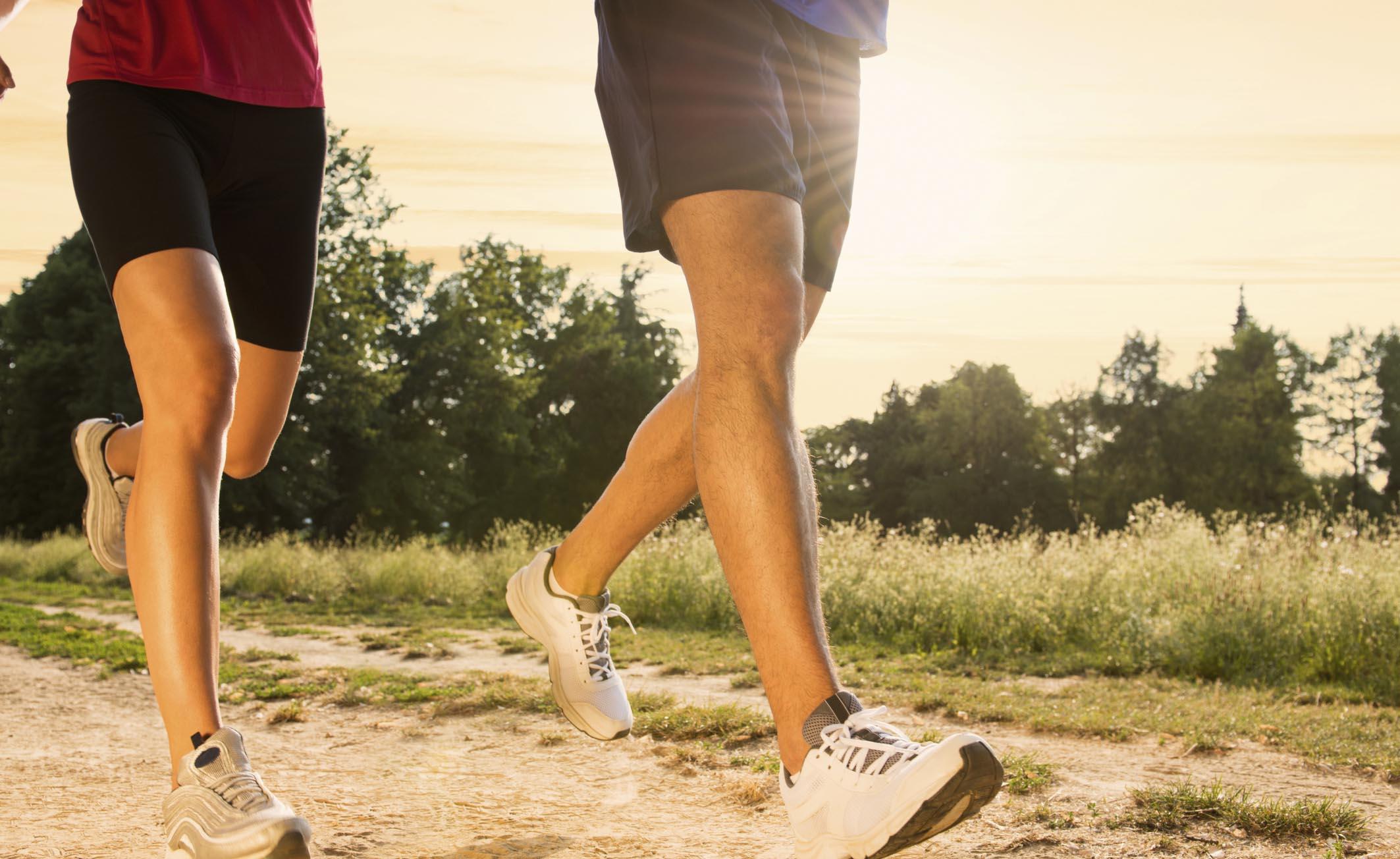 Gambe forti sono sinonimo di un cervello giovane