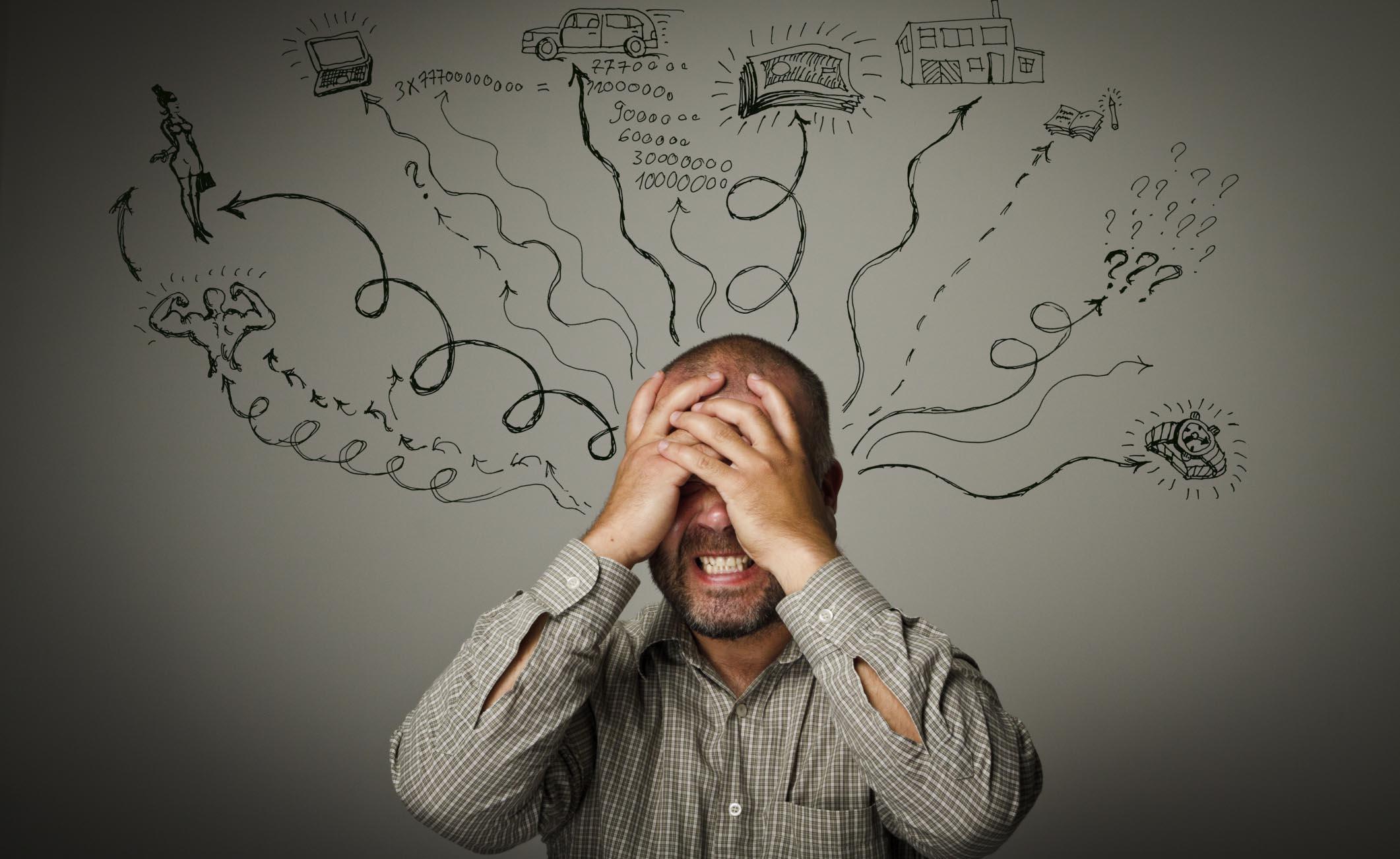 Soffri d'ansia? Ecco come capirlo