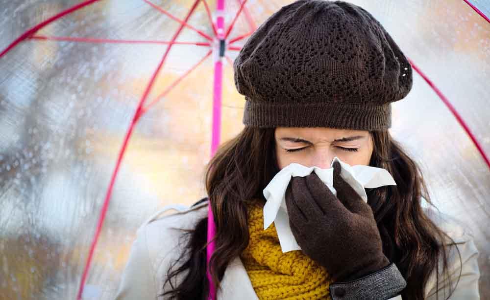 Raffreddore o allergia?