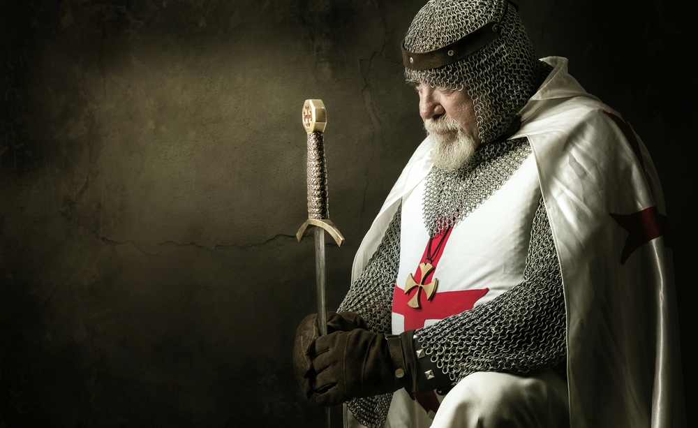 Il segreto dei Cavalieri Templari: la dieta