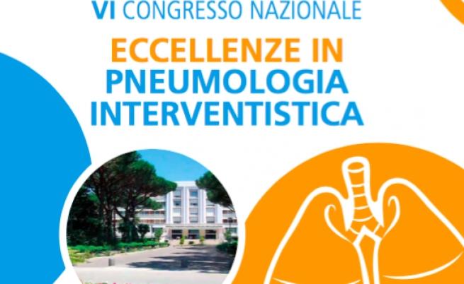 """10 e 11 marzo: al via il settimo Congresso Nazionale """"Eccellenze in Pneumologia Interventistica"""""""