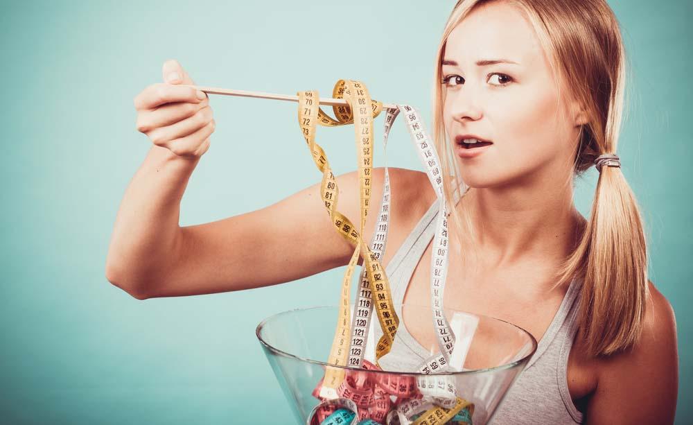 5 falsi miti sulla perdita di peso