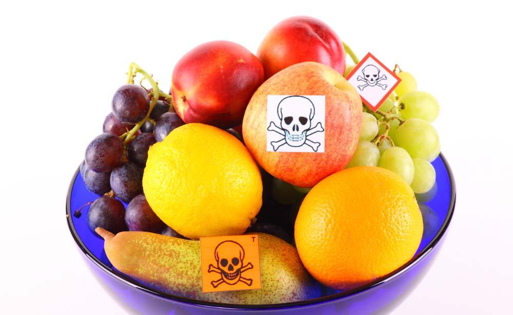Una guida per scoprire i pesticidi nei prodotti alimentari