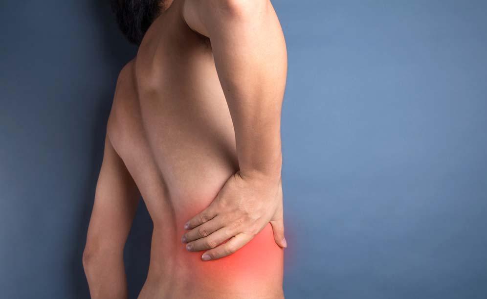 6 esercizi per sciogliere la schiena dopo una giornata terribile