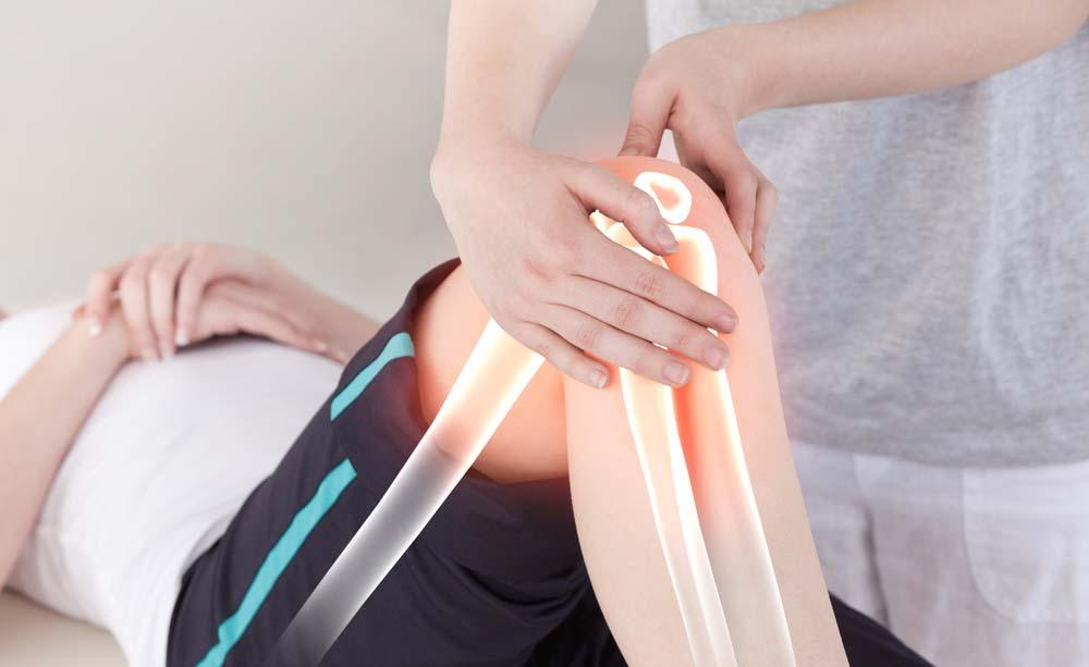 La fisioterapia del ginocchio: le tecniche di riabilitazione