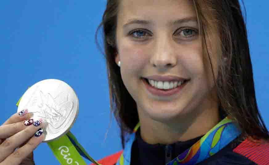 Dalle Olimpiadi di Rio un'ondata di speranza: Kathleen Baker vince l'argento pur lottando contro il morbo di Crohn