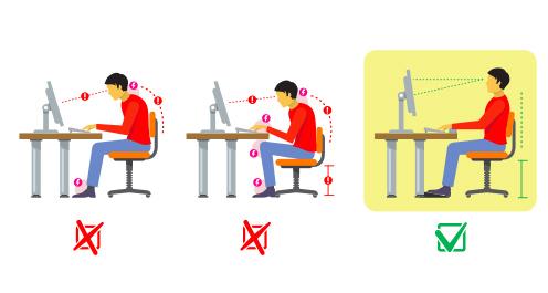 9 consigli per migliorare la postura e dire addio al mal di schiena