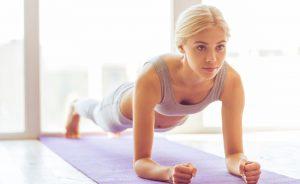 esercizi per dimagrire e tornare in forma