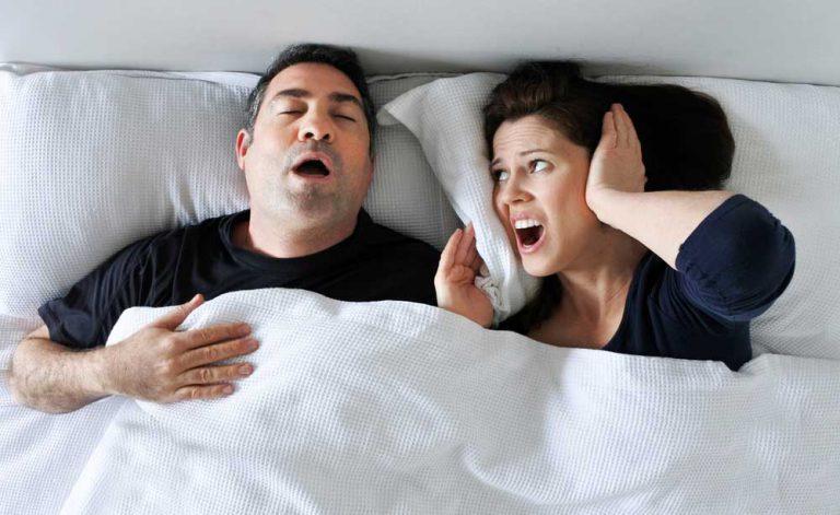 perdita di peso apnea del sonno