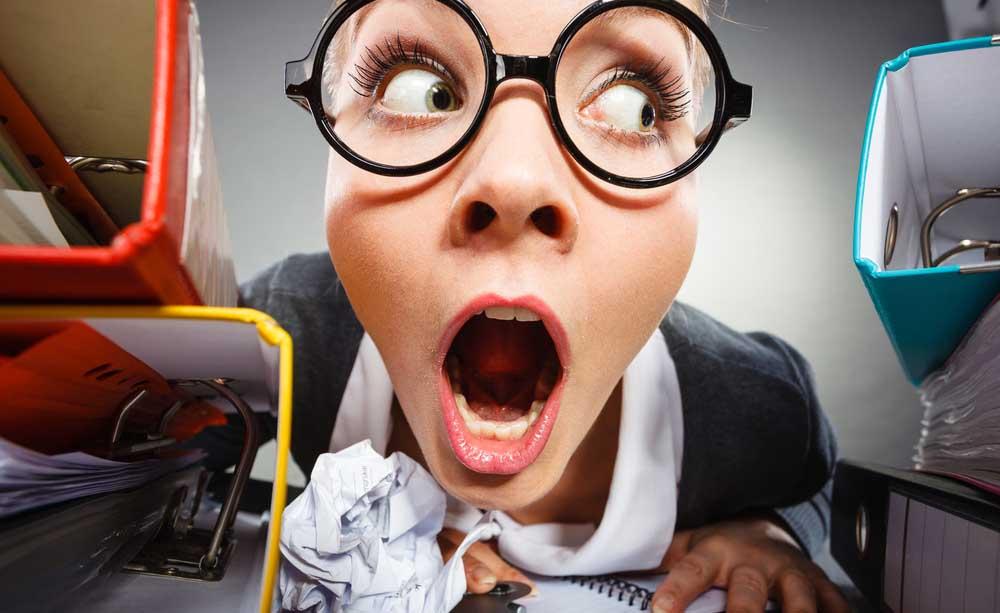 Attenzione ai 10 lavori più stressanti: lo stress può farvi ammalare!