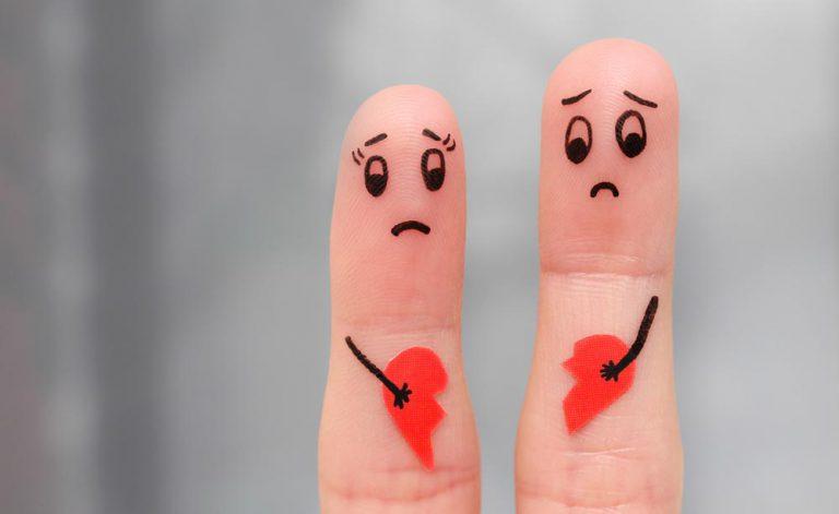 Sopravvivere alla fine di una relazione