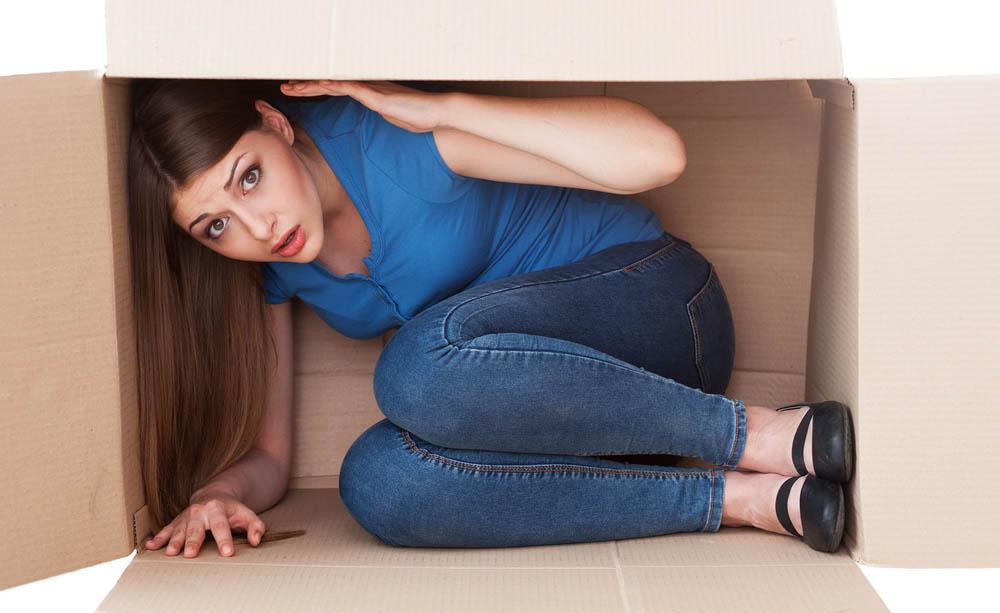 Perché si è claustrofobici?