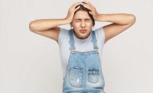 Calore alla testa: le cause