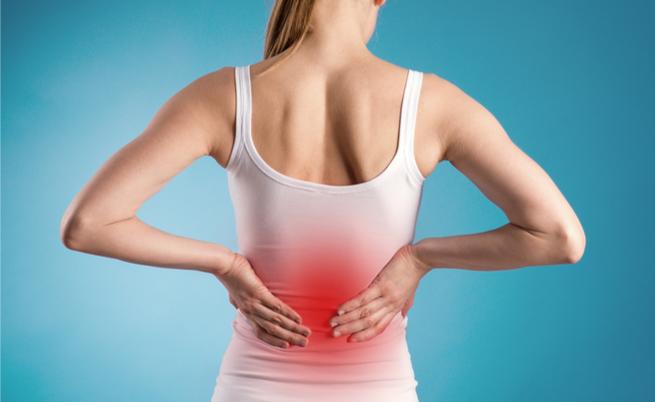 Mal di schiena: con la radiofrequenza pulsata addio al dolore