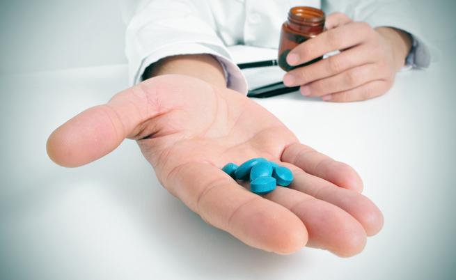 Viagra senza ricetta in UK. E in Italia, come funziona?