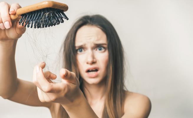 Quando la perdita di capelli è sintomo di una malattia