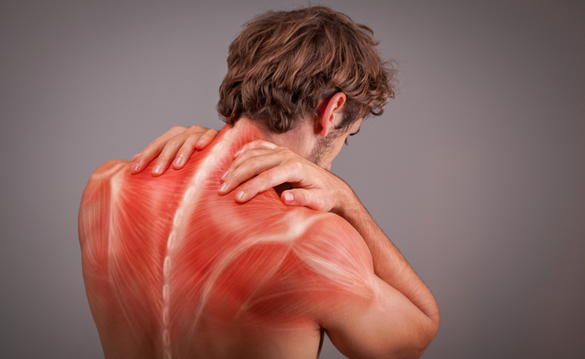 Come sciogliere la tensione muscolare collegata all'ansia