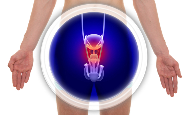 Per evitare problemi alla prostata, inizia a perdere quei chili di troppo