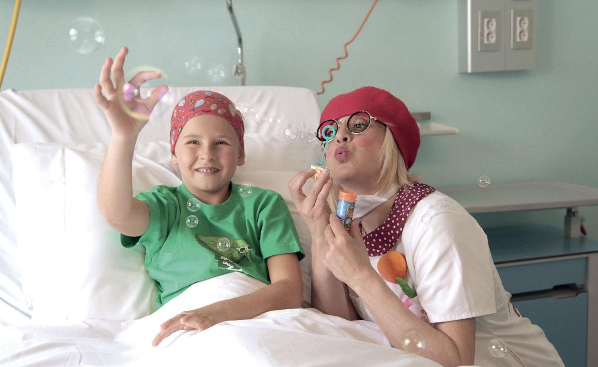 Alla scoperta degli ospedali italiani che dicono sì alla terapia del sorriso per piccoli pazienti