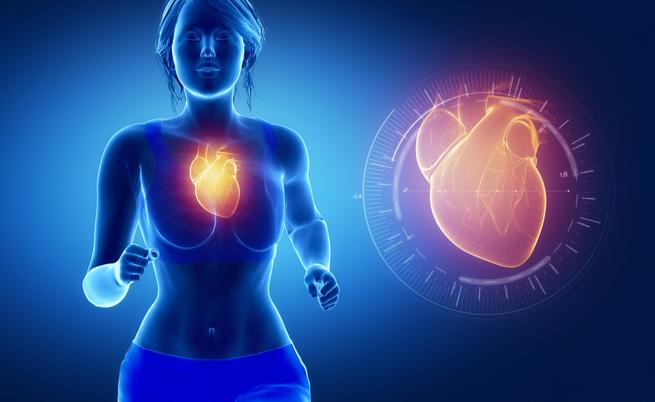 Avete malati di cuore in famiglia? Iniziate a eseguire questi esercizi