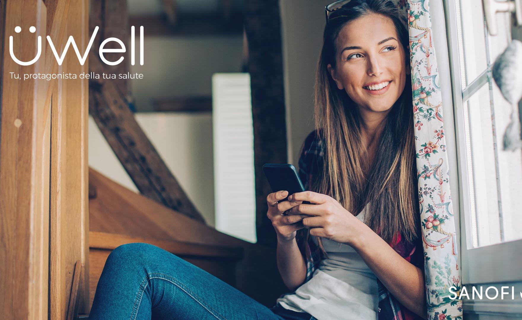 Nasce UWell: farmaci a casa in 60 minuti e tanti servizi per prenderti sempre cura della tua salute!
