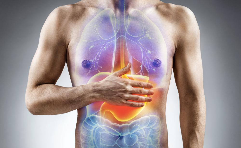 Dolore alla schiena: potrebbe essere colpa della gastrite