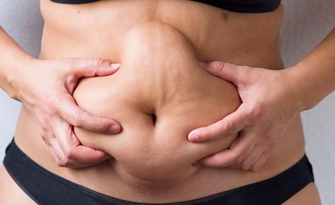 Grasso addominale: avete controllato i livelli di vitamina D?